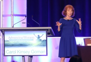 Carol Kinsey Goman Speaking Schedule