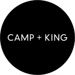 Camp + King Logo