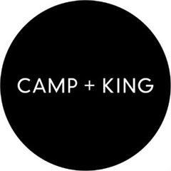 Camp + King Logo