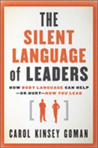 The Silent Language of Leaders book cover