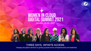 Women In Cloud Digital Summit Logo