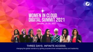 Women In Cloud Digital Summit Logo