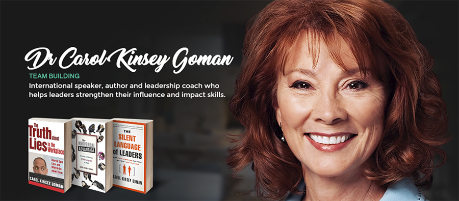 Athena Online — Dr. Carol Kinsey Goman