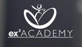 ex2 Academy Logo